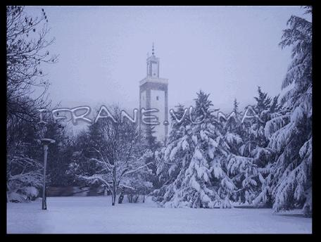 mosque neigre ifrane