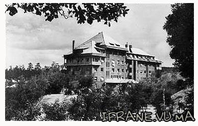 L'hôtel Balima.