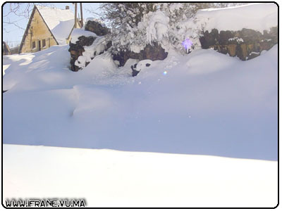 neige 2008