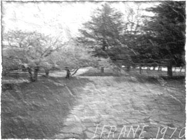 ifrane noir et blanc